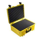 B&W Outdoor Case Type 5000 - Geel met Plukschuim - thumbnail 2
