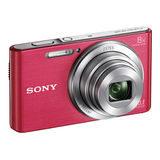 Sony Cybershot DSC-W830 compact camera Roze - thumbnail 3
