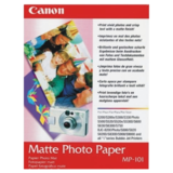 Canon MP-101 Matte Photo Paper A4 50 sheets - thumbnail 1