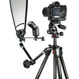 Manfrotto MT055CXPRO3 Professional Carbon Tripod 3 Section - thumbnail 9