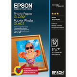 Epson Foto Papier SO42545 13x18cm 50vel Glossy - thumbnail 1
