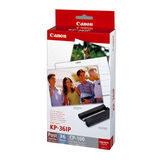 Canon KP-36IP Postcard-size 10x15cm Inkt/Papier-set - thumbnail 1