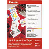 Canon HR-101 High Resolution Paper A4 200 sheets - thumbnail 1