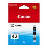 Canon Inktpatroon CLI-42C - Cyan - thumbnail 1