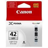 Canon Inktpatroon CLI-42LGY - Light Grey - thumbnail 1