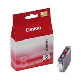Canon Inktpatroon CLI-8R - Red (origineel) - thumbnail 1