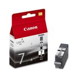 Canon Inktpatroon PGI-7BK - Black/Zwart (origineel) - thumbnail 1
