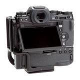 Really Right Stuff BVGXT1-L L-Plate voor Fujifilm X-T1 met VG-XT1 batterygrip - thumbnail 6