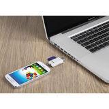 Hama Cardreader USB 2.0 SD/Micro SD Wit - thumbnail 5