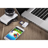 Hama Cardreader USB 2.0 SD/Micro SD Wit - thumbnail 6