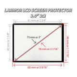 GGS LARMOR Protector 3 Inch 3:2 - thumbnail 3