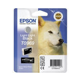Epson Inktpatroon T0969 - Light Light Black (origineel) - thumbnail 1