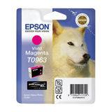 Epson Inktpatroon T0963 - Vivid Magenta (origineel) - thumbnail 1