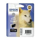 Epson Inktpatroon T0967 - Light Black (origineel) - thumbnail 1