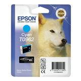 Epson Inktpatroon T0962 - Cyan (origineel) - thumbnail 1