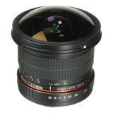 Samyang 8mm f/3.5 Fisheye MC Sony CS-II objectief - thumbnail 2