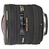 Sigma 4.5mm f/2.8 EX DC HSM Fisheye Canon objectief - thumbnail 1