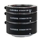 Caruba Extension Tube set Nikon 1-Serie Chroom - thumbnail 5