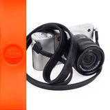 Leica T Nekriem Silicon Oranje-Rood - thumbnail 1