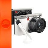 Leica T Polsriem Silicon Oranje-Rood - thumbnail 1