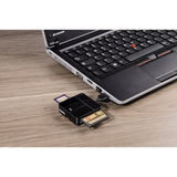 Hama All-in-One Basic Multi Cardreader USB 2.0 Zwart - thumbnail 6