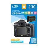 JJC LCP-D800 LCD bescherming - thumbnail 1