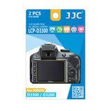 JJC LCP-D3300 LCD bescherming - thumbnail 1
