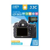 JJC LCP-D610 LCD bescherming - thumbnail 1