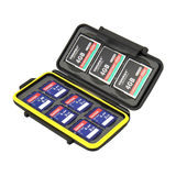 JJC MC-SD6CF3 Multi-Card Case - thumbnail 1