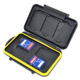 JJC MC-XQDSD7 Multi-Card Case - thumbnail 1