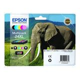 Epson Inktpatroonset XL voor 24-serie (6-pack) - thumbnail 1