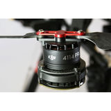 DJI Pro S1000 Motor With Red Prop Cover - thumbnail 2
