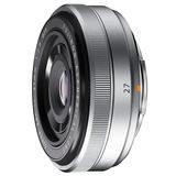 Fujifilm XF 27mm f/2.8 Pancake objectief Zilver - thumbnail 1