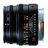 Leica Summicron-M 50mm f/2.0 objectief Zwart - thumbnail 1