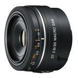 Sony 30mm f/2.8 DT Macro objectief (SAL30M28.AE) - thumbnail 1