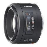 Sony 50mm f/1.4 objectief (SAL50F14.AE) - thumbnail 1