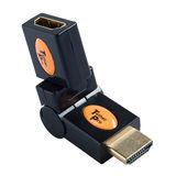 Tether Tools TetherPro HDMI Male to Female 360 Swivel Adapter - thumbnail 1
