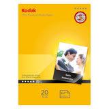 Kodak Ultra Premium A4 280gr 20 Vel Satin - thumbnail 1