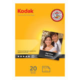 Kodak Ultra Premium 10x15cm 280gr 20 Vel Glossy - thumbnail 1