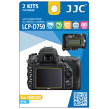 JJC LCP-D750 LCD Screenprotector