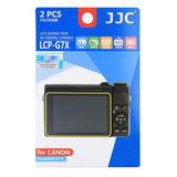 JJC LCP-G7X LCD Screenprotector