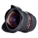 Samyang 12mm f/2.8 ED AS NCS Fisheye Canon EOS M objectief - thumbnail 3