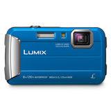 Panasonic Lumix DMC-FT30 compact camera Blauw - thumbnail 2