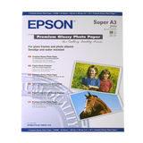 Epson Fotopapier Premium Glossy A3+ 255g/m² S041316 - thumbnail 1
