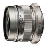 Olympus M.Zuiko Digital ED 12mm f/2.0 objectief Zilver - thumbnail 1
