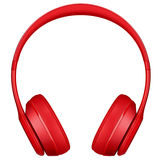 Beats Solo 2 Wireless Red On-Ear koptelefoon - thumbnail 3