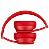 Beats Solo 2 Wireless Red On-Ear koptelefoon - thumbnail 4