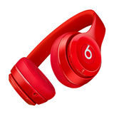 Beats Solo 2 Wireless Red On-Ear koptelefoon - thumbnail 5