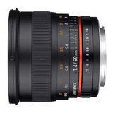 Samyang 50mm f/1.4 AS UMC Sony NEX objectief - thumbnail 4