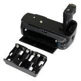 Meike BG-E4 Battery Grip voor Canon - thumbnail 3